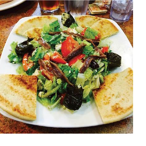 Greek Salad available at Whippany Diner in Whippany NJ