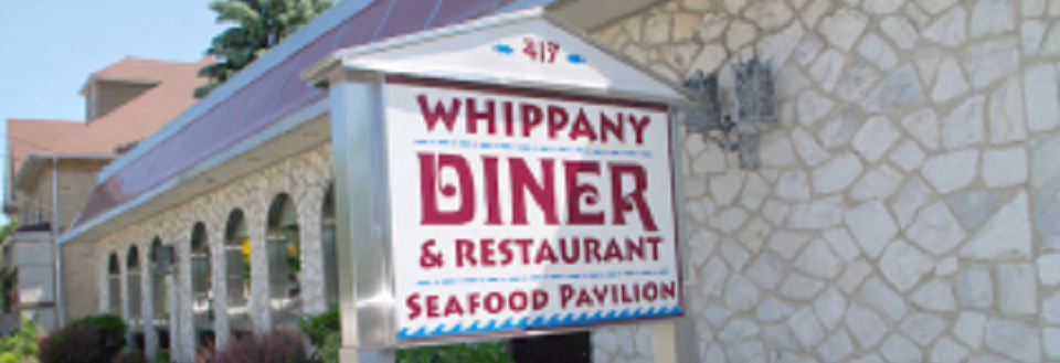 Whippany Diner in Whippany NJ