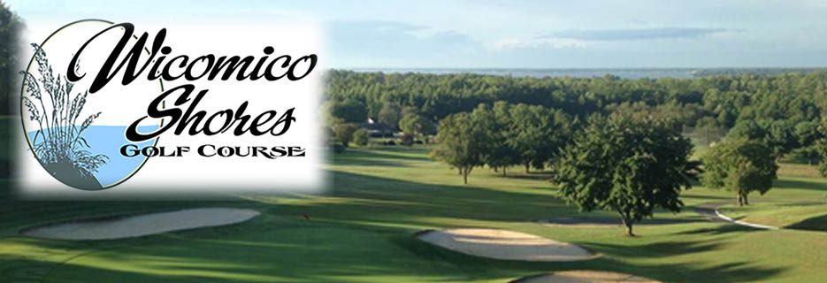 Wicomico Shores Golf Course - Beautiful View of Golf Course