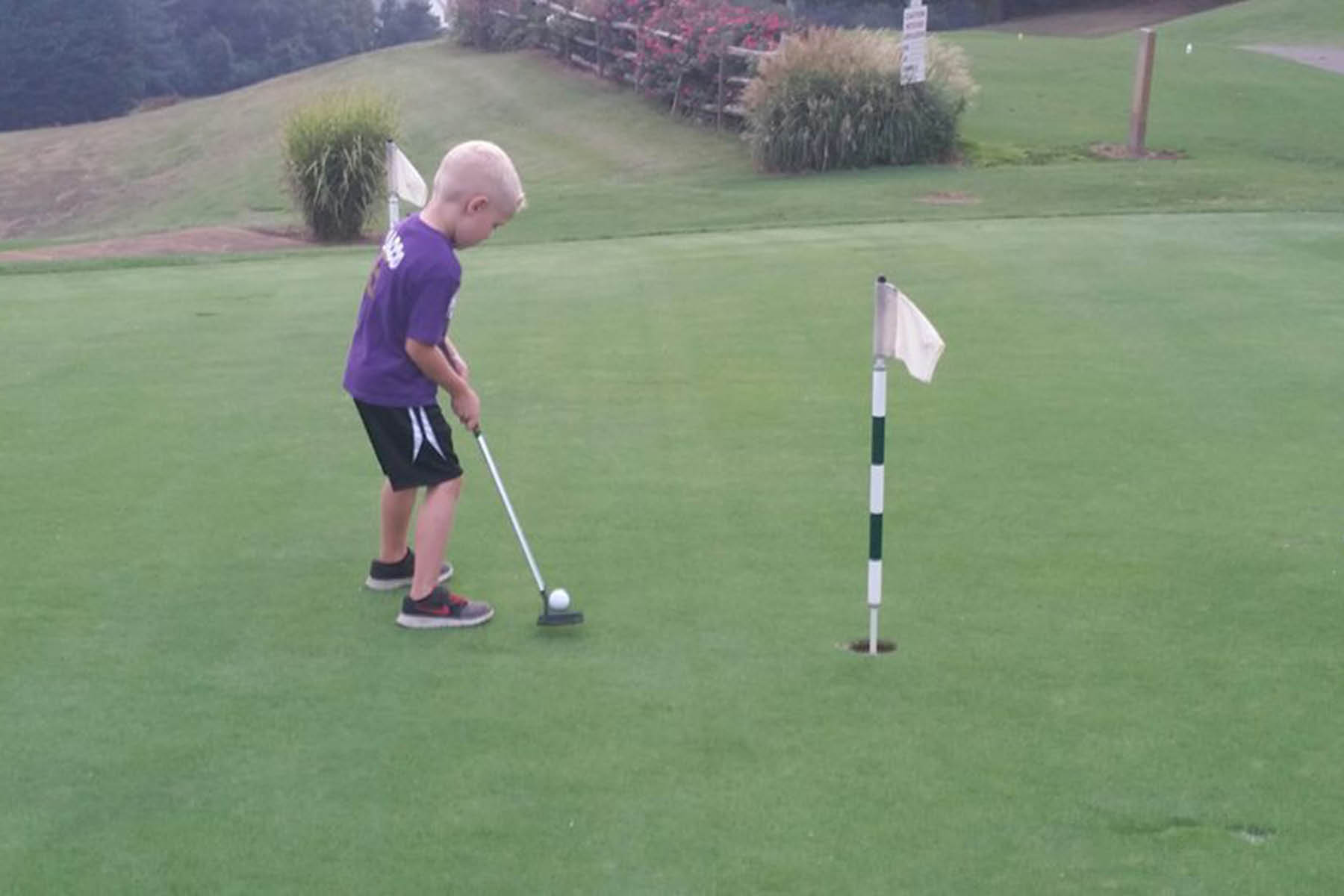 Wicomico Shores Golf Course is fun for the whole family!