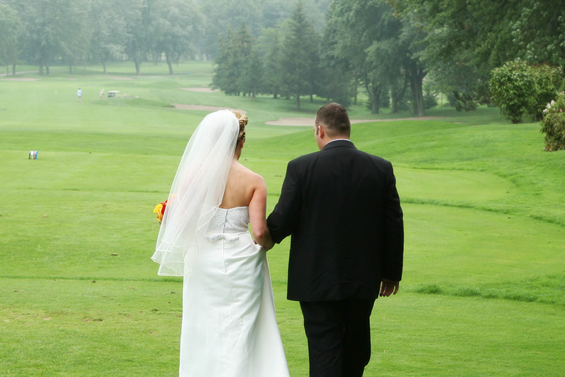 Weddings are our speciality at Wicomico Shores Golf Course