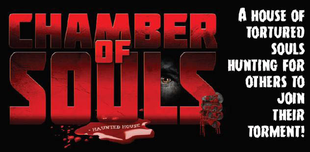 Chamber of Souls - Wild Waves Fright Fest - Enchanted Village - Federal Way, WA