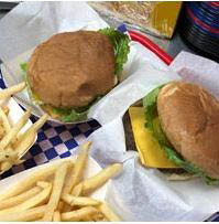 grilled burgers wild about harry's dallas TX