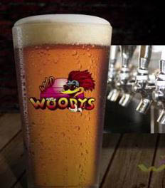 photo of beer from Wild Woody's in Shelby Township, MI