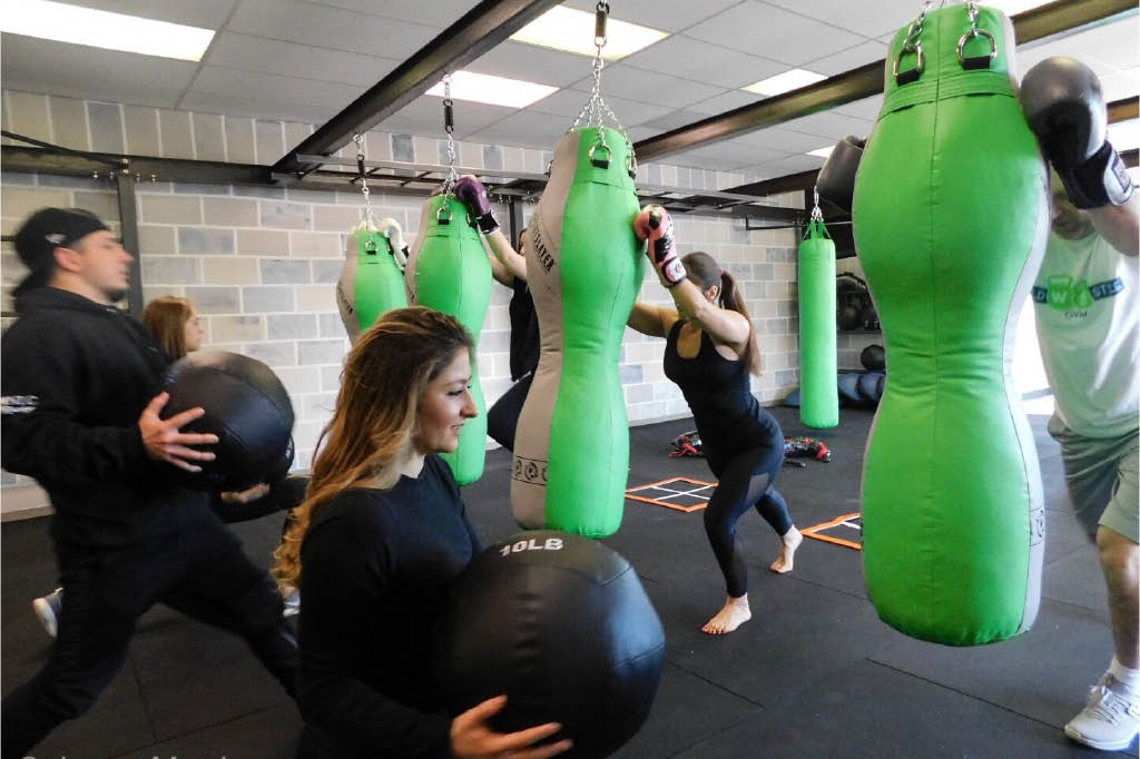 Freestyle kickboxing classes at Wildstyle Gym in Snohomish, WA - learn boxing, karate and Muay Thai - kickboxing classes near me - learn to kickbox