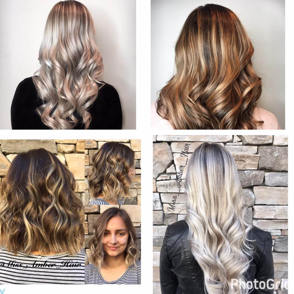 William James Hair & Skin Studio - Kent, WA - Kent hair salons - high end hair salon in Kent - women's haircuts and styling - highlighting - Brazilian Blowouts