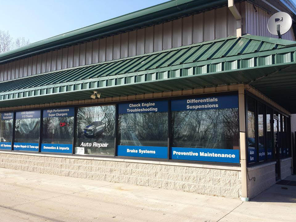 Visit Wilson Auto Repair in Ingleside, IL for all of your auto repair and maintenance needs.