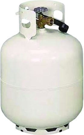 propane refills; propane tank