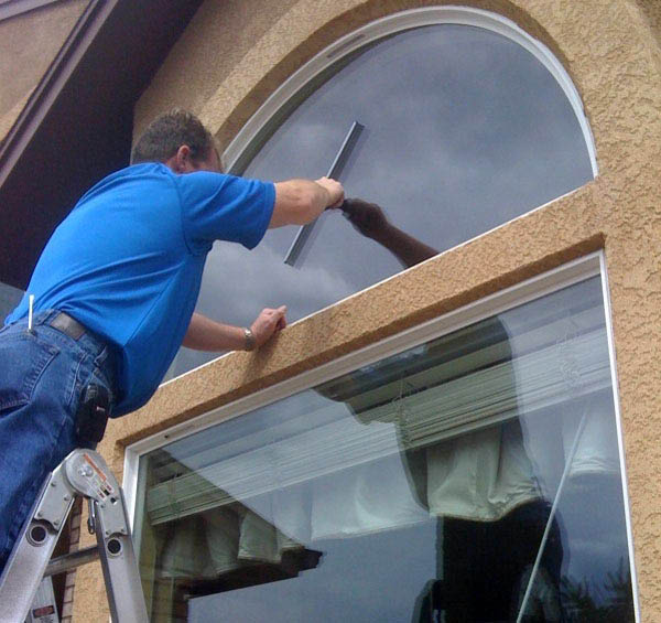 Professional window cleaning services in New Jersey