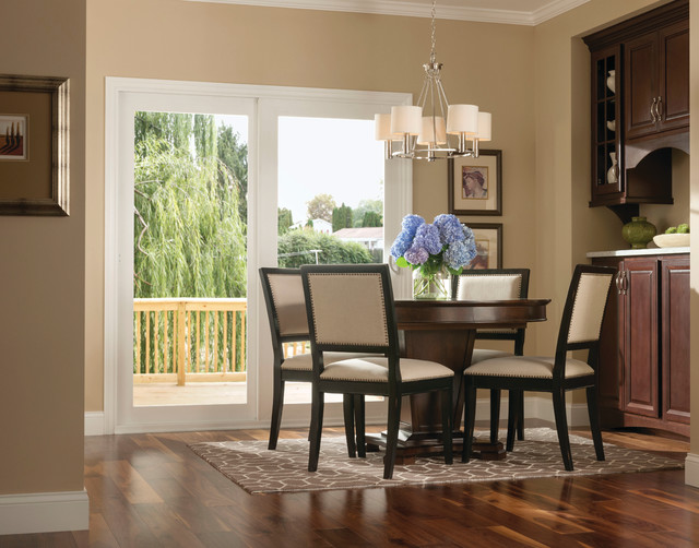 Dining room windows from Window World - North Puget Sound - Lynnwood, Washington