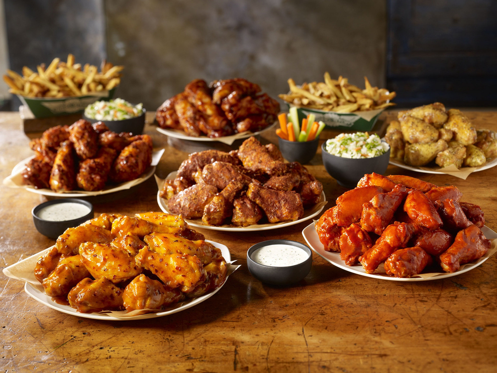 Large Family Pack from Wingstop in Wharton NJ & Union NJ