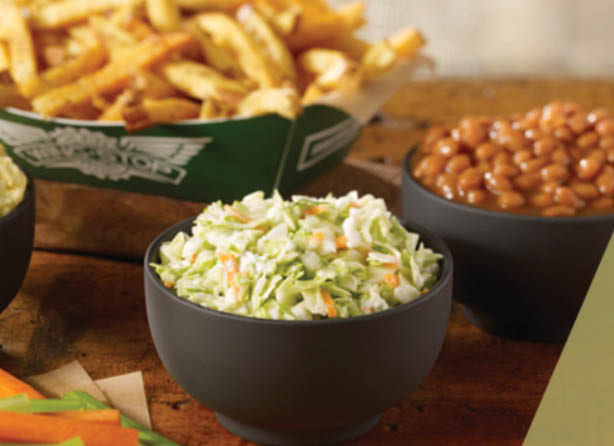 Wingstop Frederick Maryland sides