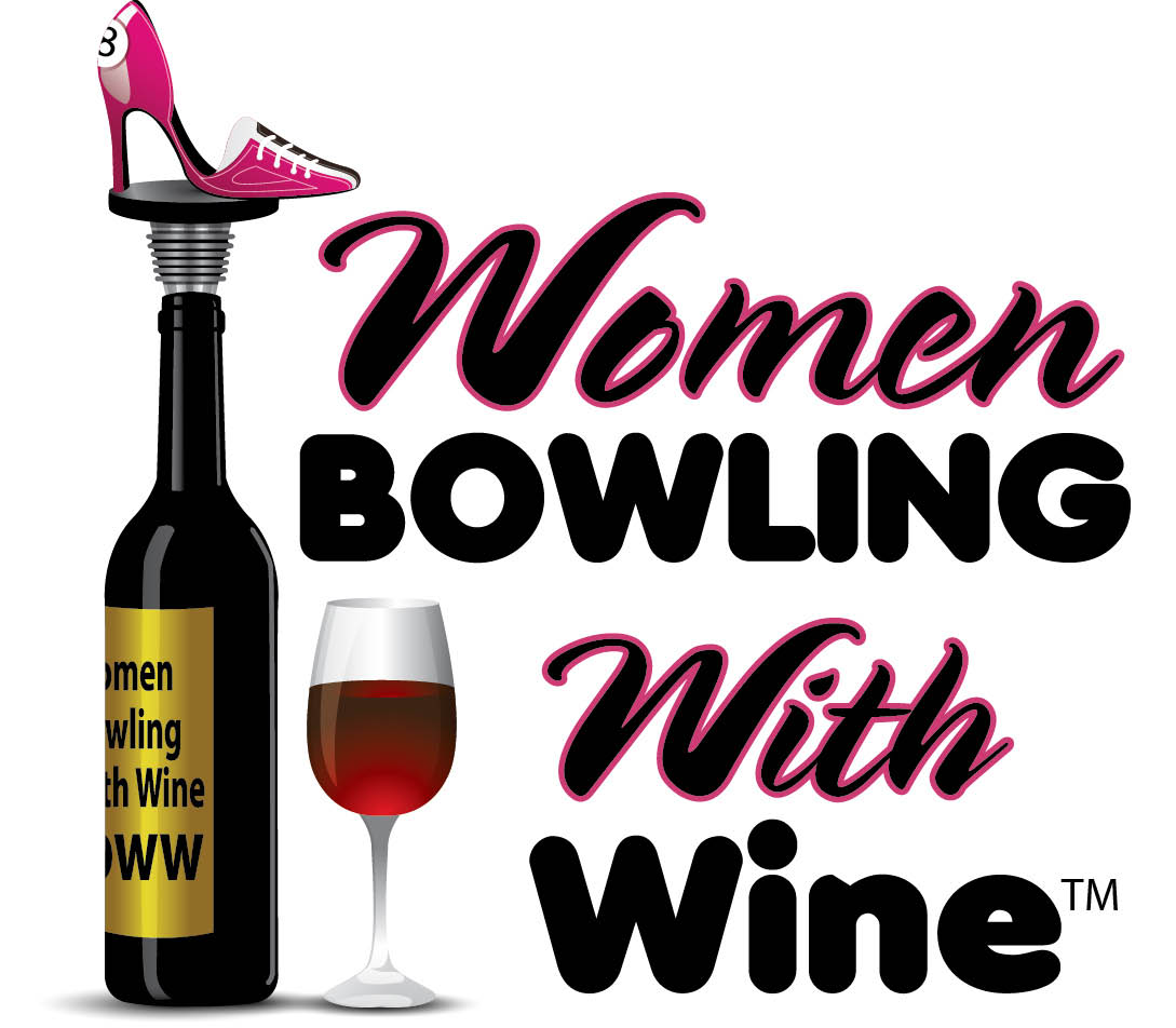 Wine at bowling alley near Fenton