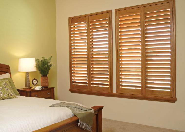 Plantation shutters window solutions