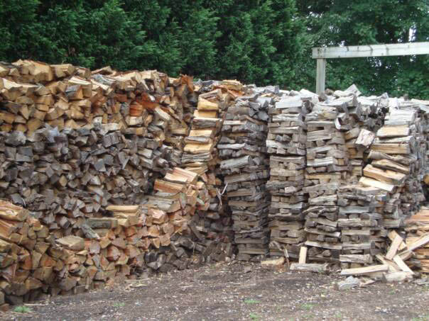 Firewood services in Northern Virginia