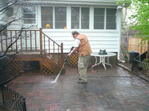 Pressure Washing in Minneapolis and St. Paul