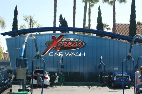 Norwalk, CA Russell Fischer hand car wash location express detailing