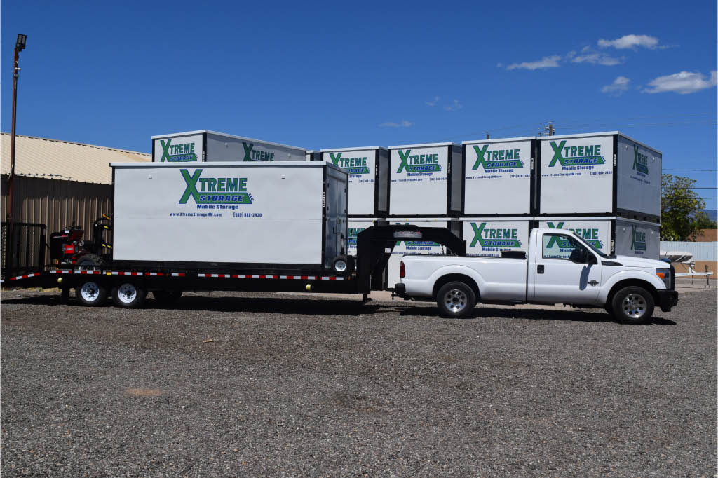 Mobile Storage Rental Container