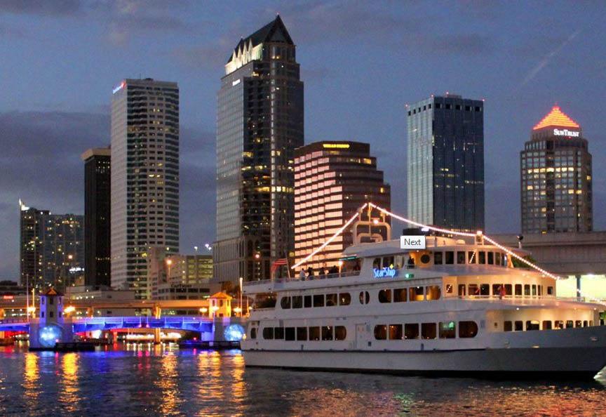 YACHT STARSHIP YACHT STARSHIP BOAT DINNER CRUISE, CLEARWATER,TAMPA, FL