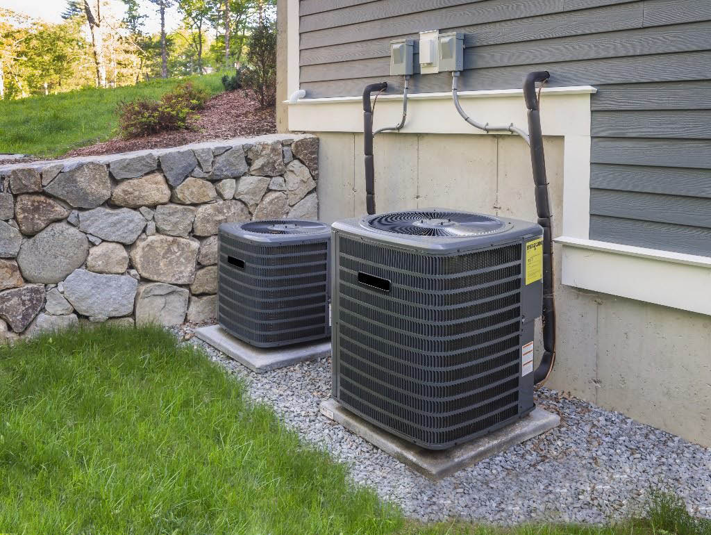Yellow Dot Heating & Air Conditioning installs whole house units near Chapel Hill