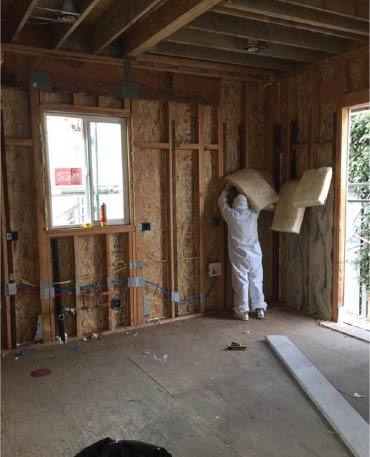 Insulate you Los Angeles home for sound proofing