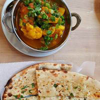 Napalese, Tibetan and Indian Foods at Yak & Yeti Restaurant - Napa, CA