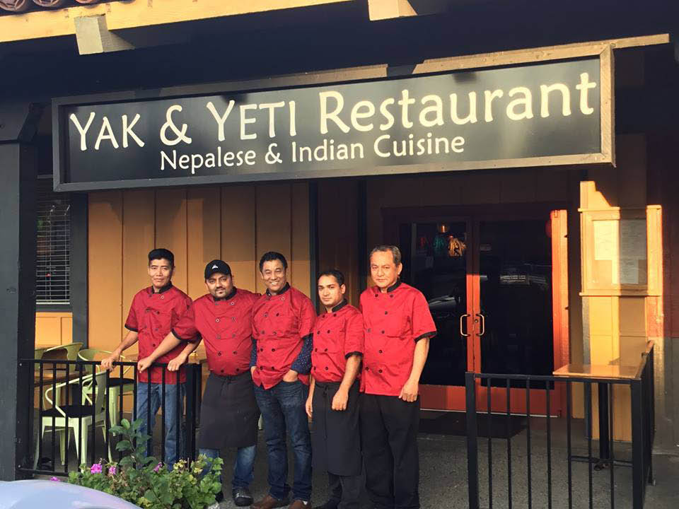 Yak & Yeti Restaurant - Uniformed Staff