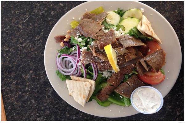 Yappy Greek Greek Salad