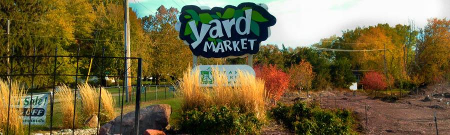 Yard Market Nursery near Fort Calhoun  Logo
