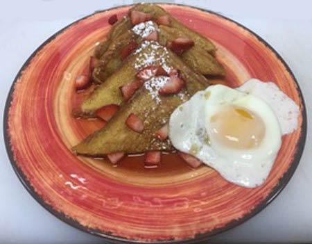 yardley bagel,french toast,breakfast at yardley bagel,breakfast in yardley,eggs,discount,coupon
