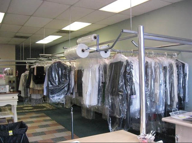 dry cleaners nearby