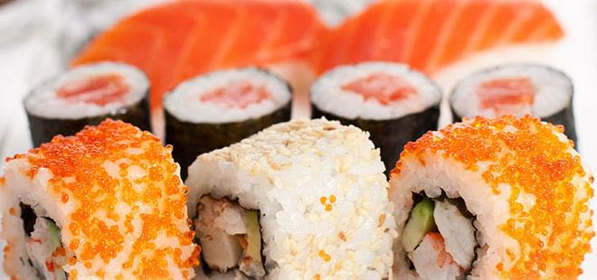 Yo Zushi sushi - only the freshest ingredients in our sushi - Seattle, Washington