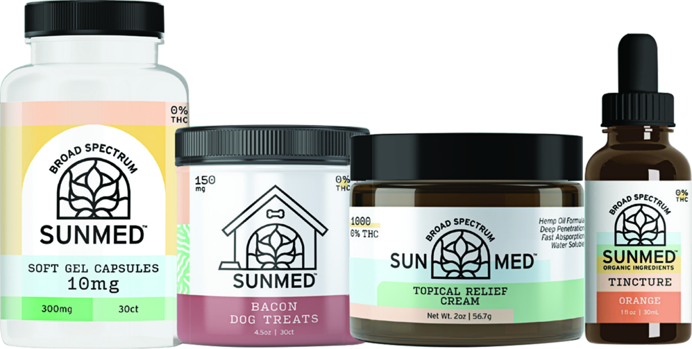 your cbd store sunmed products centerville ohio