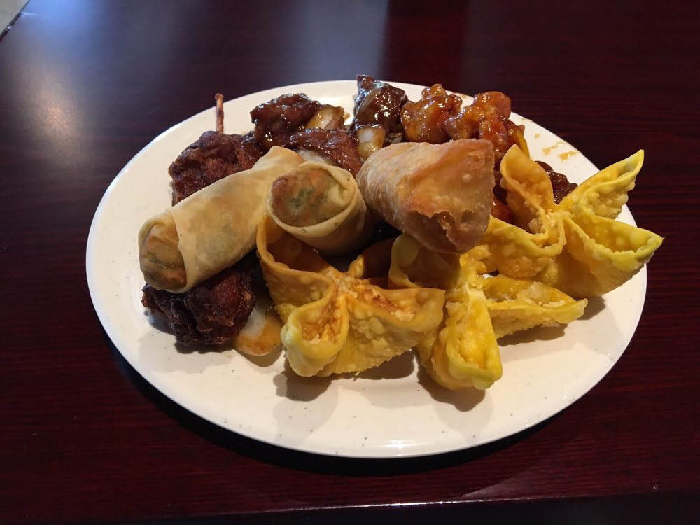 All you can eat Mongolian beef and limitless Szechuan sauce near Winfield