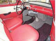 photo of interior detailed by ZA Auto Collision, Restoration & Detail in Redford, MI