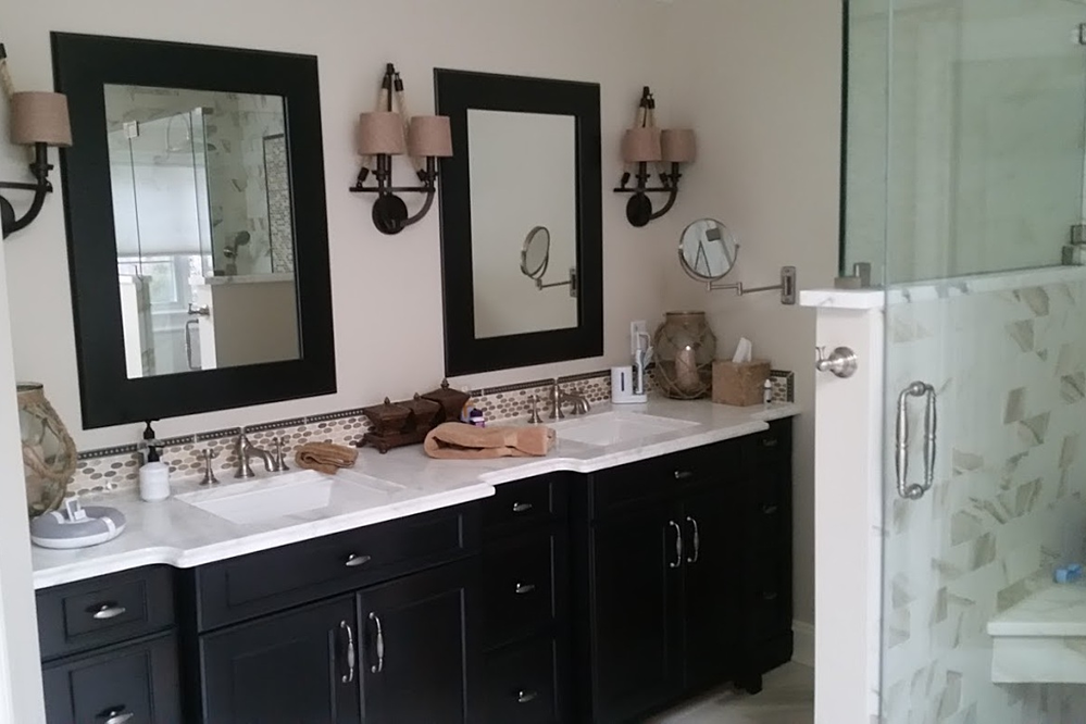 Bathrooms by Zehnbauer's Construction in Flanders NJ