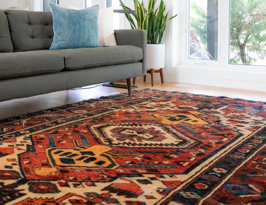 Zerorez Carpet Cleaning in Sacramento, CA - area rug cleaning