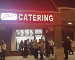 photo of exterior of Zio's Catering in Washington Twp, MI