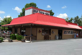 Red Run Grill Waynesboro, Pit Beef, Barbecue, BBQ, Dining, Lunch, Dinner
