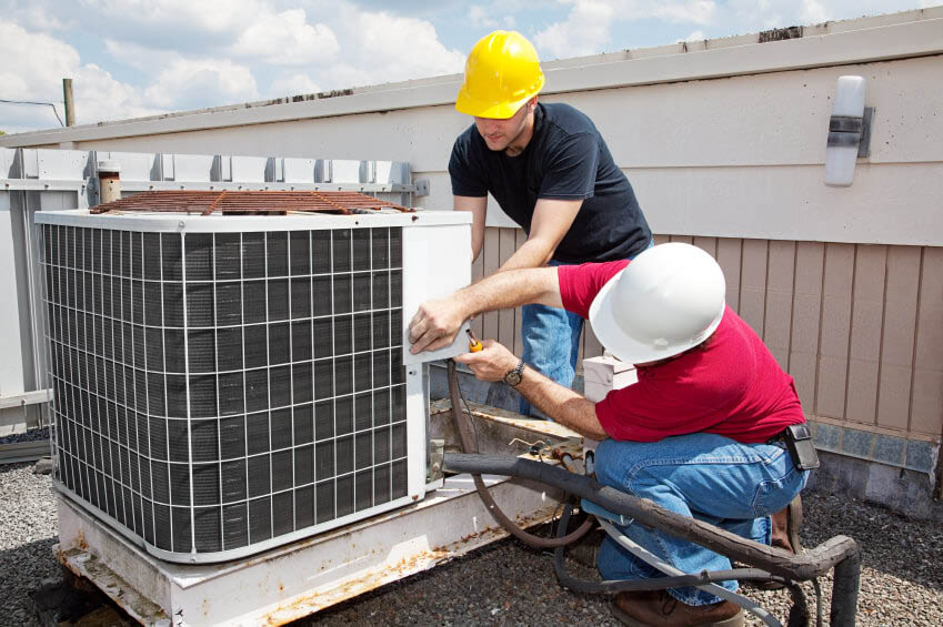 Air Conditioning repair service by certified technicians