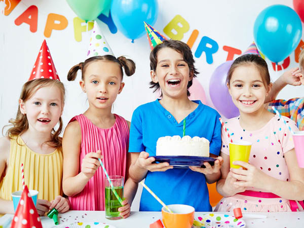 A Child's Time birthday parties