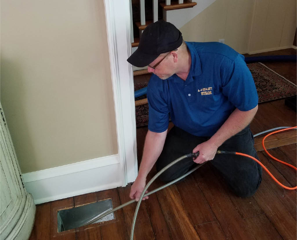 A-1 Quality Steam air duct cleaning milwaukee wi