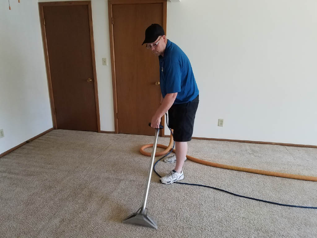 Carpet Cleaning by A-1 Quality Steam Southeast WI