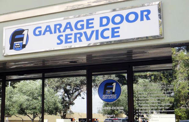 We sell and service the best garage door openers at A1 Garage Doors in Tucson, AZ
