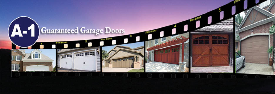 A-1 Guaranteed Garage Doors