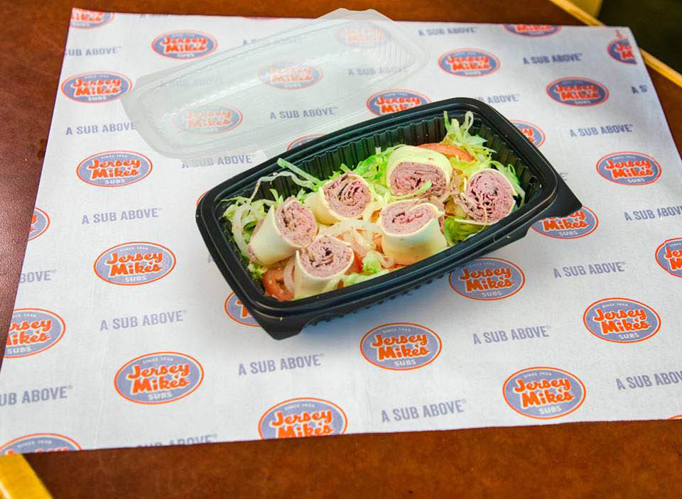 Jersey Mike's Subs make the perfect lunch meal