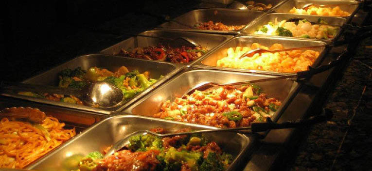 Picture of AA Supreme Buffet Asian restaurant in Pleasant Prairie buffet.