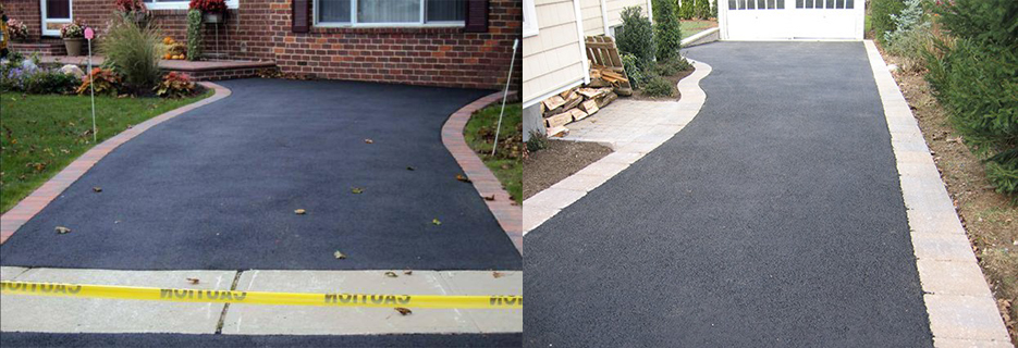AAA Asphalt Driveway Services Muskego WI new and repair