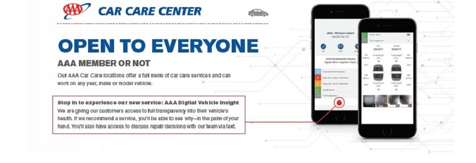 car care center open to all