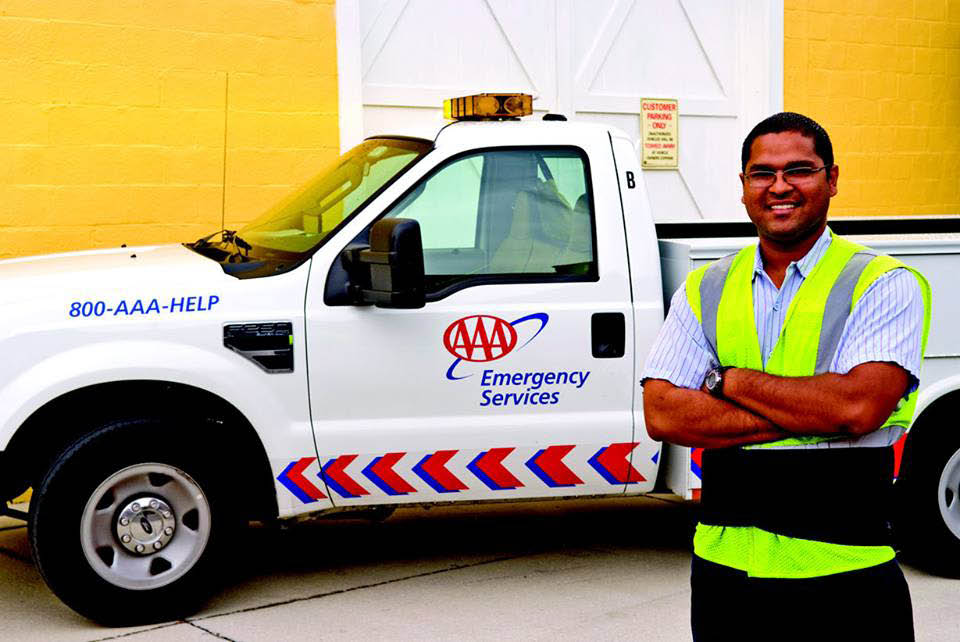 AAA South Jersey Membership Includes Roadside Assistance
